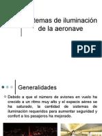 SISTEMA D ILUMINACION AERONAVES DC 10