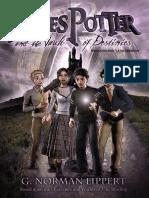 Potter y la bobeda de los destinos