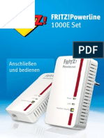 Handbuch FRITZ Powerline 1000E Set