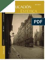 Revista Educación Estética Los escritores como críticos Texto Completo