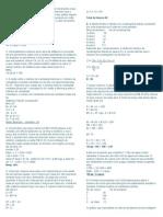 Concurso Militar (matemática)