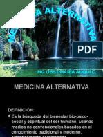 1clase y Tipos de Medicina Alternativa