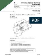 VOLVO D12D Presión de Suministro de Combustible.pdf