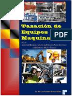 Tasación de Maquinaria Planta y Equipo - Edicion 2015 (Version Final) BLQ