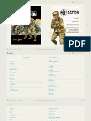 Bolt Action (Digital) pdf