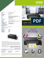 EPSON L1300 Impresora