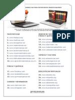 30 Páginas de Consultas Para Estudiantes Investigadores