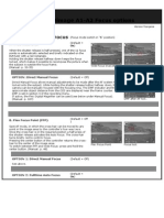 Minolta Dimage A1-A2 Focus Options