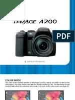 Manual KonicaMinolta DimageA200_En