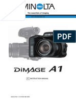 Manual KonicaMinolta DimageA1_En
