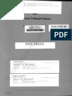 Inquérito contra Eduardo Cunha - Volume 6 na integra