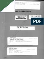 Inquérito MPF sobre Eduardo Cunha - volume 7 na íntegra