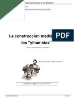 """Construcción mediática de los """"yihadistas"""""""