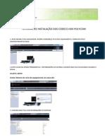Configuração Polycom Hdx7000 8000