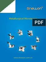 Sinowon Metallographic Microscope