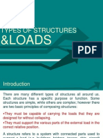 Types of Structures and Loads