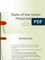 State of the Union Presentation Updated