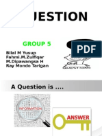 Question Presentation