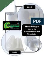 Metodología Para La Prestación de Los Servicios en HDPE