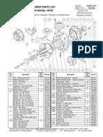 Lista Partes NP2F