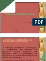EDUCAÇÃO PROFROFISSIONAL 12 07 2010 Edilene [Modo de Compatibilidade]