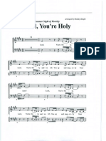 Lord, You're Holy 2533 - Choir.pdf