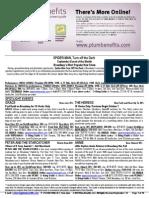 Plum Benefits September 2012