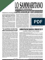 Il Popolo Sammaritano n.30 del 20/12/2008