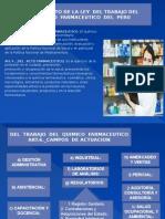 Diapositiva de Deberes y Derechos Del Quimico Farmaceutico
