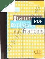 Grammaire Expliquee Du Français - Intermediaire