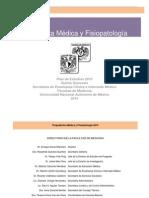 Programa de Propedeutica y Fisiopatología 2015
