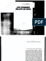 Schillebeeckx E-Los Hombres Relato de Dios. Pp 29-67.Parte 1