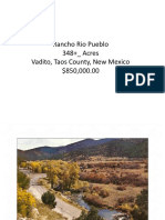 Rancho Rio Pueblo Slide Show