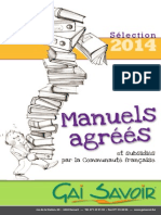 Manuels Agrees 2014