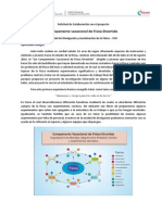 Estructura Tematica Del Campamento de Fisica Divertida - Solicitud a Investigadores