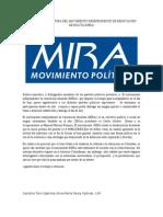 POLITIVAS APERTURA