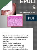 Epulis, Drg. Merry Dmf 1