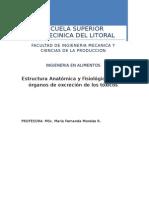 Excrecion de Toxicos- Microbiologia