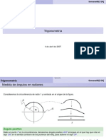 Trigonometría 1