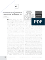 Processors and Architecture