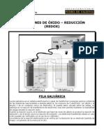 Reacciones de Óxido- Reducción (REDOX)