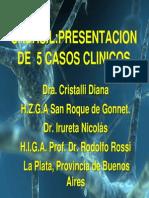 CADASIL Jornadas de Neurologia SNLP