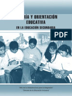 Guia de Tutoria de Secundaria