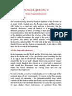 The Sanskrit Alphabet.doc