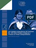 Travaux Preparatoires Convenio 169 OIT -Marco Huaco