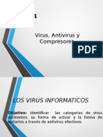 Virus Antivirus y Compresores