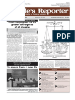 Prof. Vibhuti Patel Safe Cities and Gender Budgeting Peoples Reporter Vol. 28 No. 15 2015