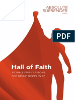06 Hall of Faith