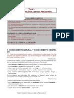 Fundamentos Epistemologicos Psicologia