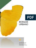 Bosque Urbano Intervencion Teatral